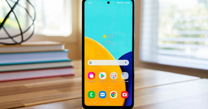 Samsung Galaxy A52 5g Review The Verge