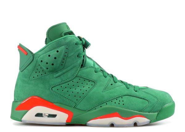 d9b52f30aa7c Gatorade Jordan Sweatpants. Canes Kicks Shoe Guide Miami Fans - State Of U