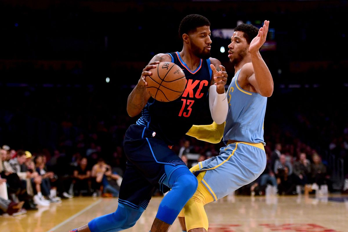 NBA Free Agent Rumors Paul George could still resign with Thunder instead of leaving for