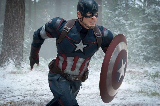 Avengers: Age of Ultron promotional stills (MARVEL/DISNEY)
