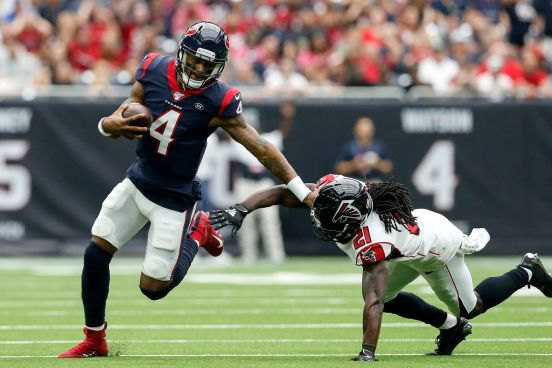 Deshaun Watson Is the Best QB on the Planet When the Texans ...