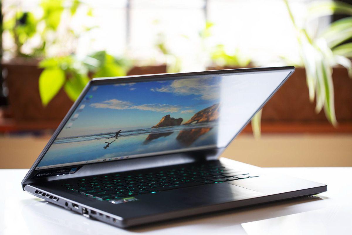 Best Laptop 2021: Asus Zephyrus G15