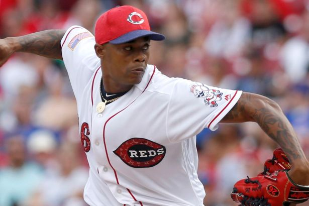 Image result for raisel iglesias reds