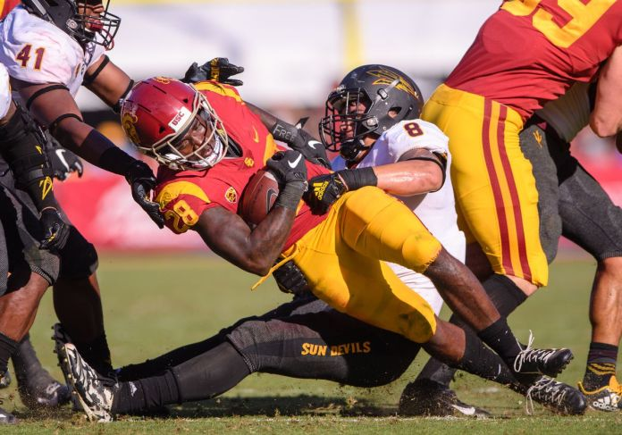 COLLEGE FOOTBALL: OCT 27 Arizona State at USC
