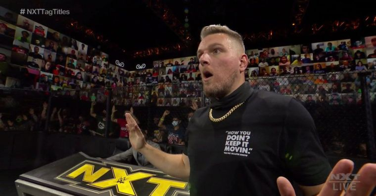 Pat McAfee shoots down Cody-started rumor he wants to sign with AEW