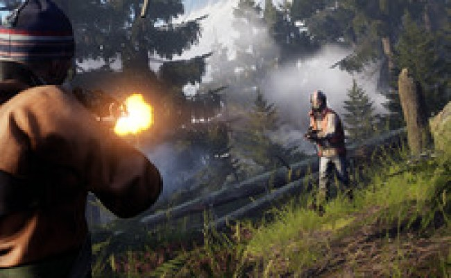Vigor Is A New Survival Game From The Studio Behind Arma