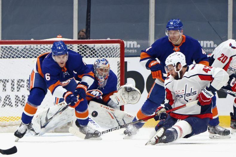 Washington Capitals take first round against New York Islanders -  Lighthouse Hockey