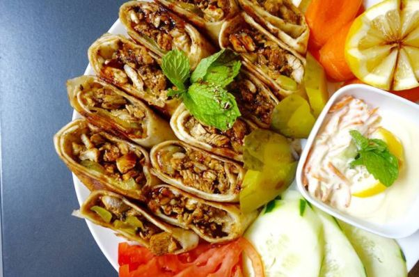 Selling Shawarma Helps This Syrian Refugee Adapt to Life in America