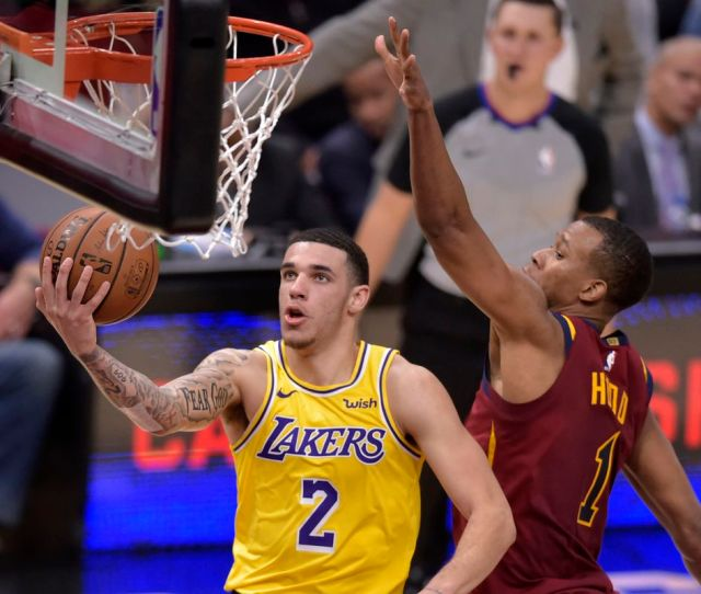 Lakers Vs Cavaliers Preview Game Thread Starting Time And Tv