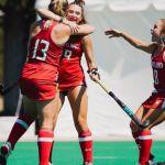 Maryland field hockey takes down California, 4-0 💥👩👩💥