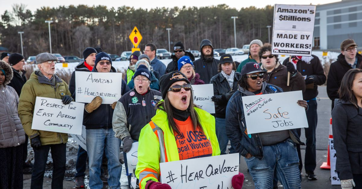 Amazon to face federal lawsuit over firing of warehouse worker