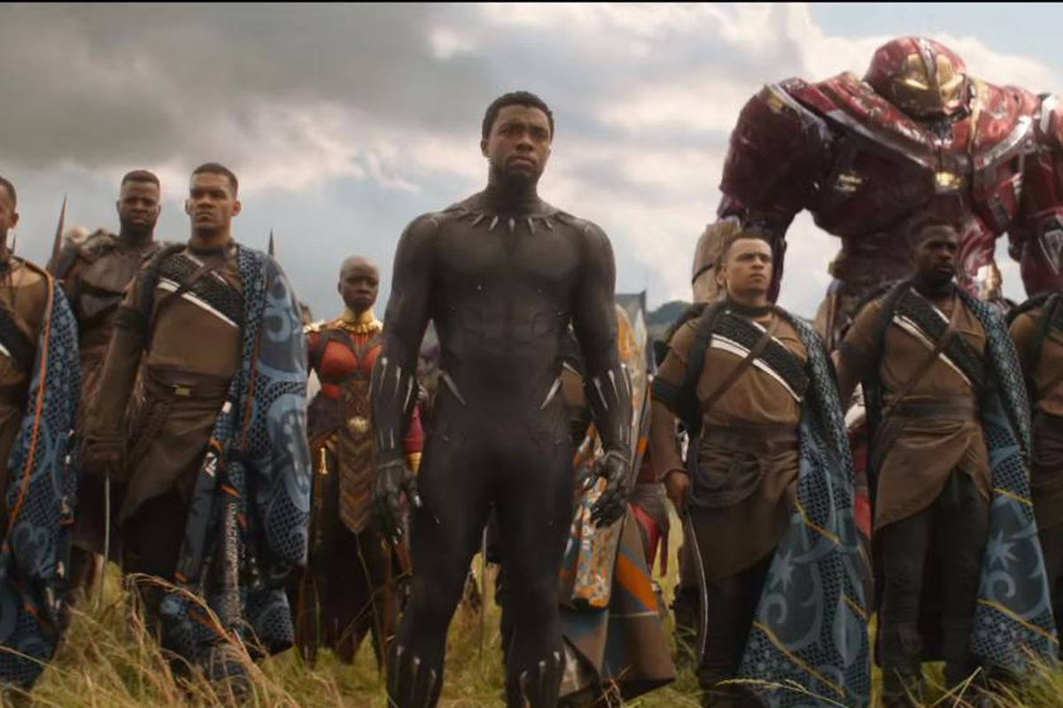 avengers infinity war the