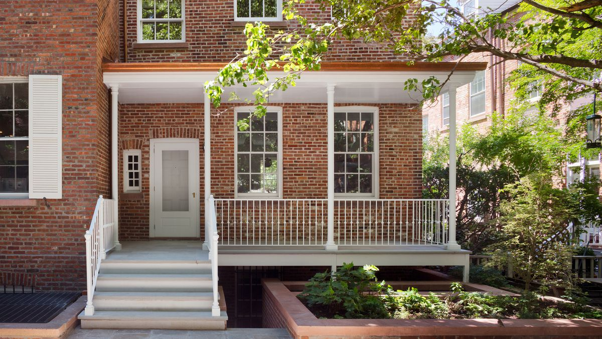 A 190 Year Old Tribeca Townhouse Is Reborn With Historic