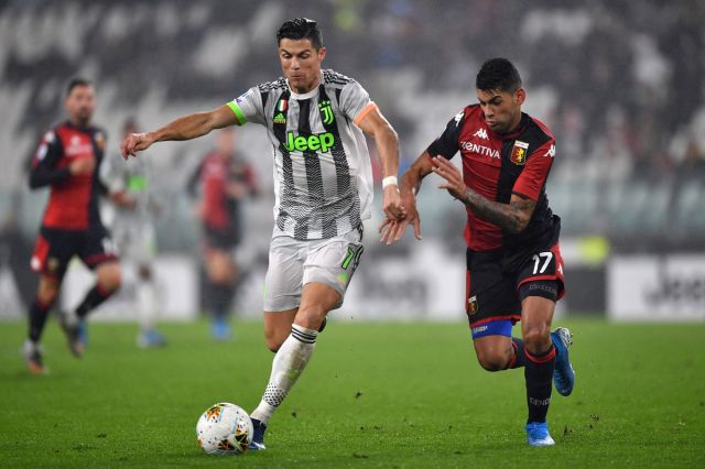 Juventus vs. Genoa match preview: Time, TV schedule, and how to watch -  Black & White & Read All Over