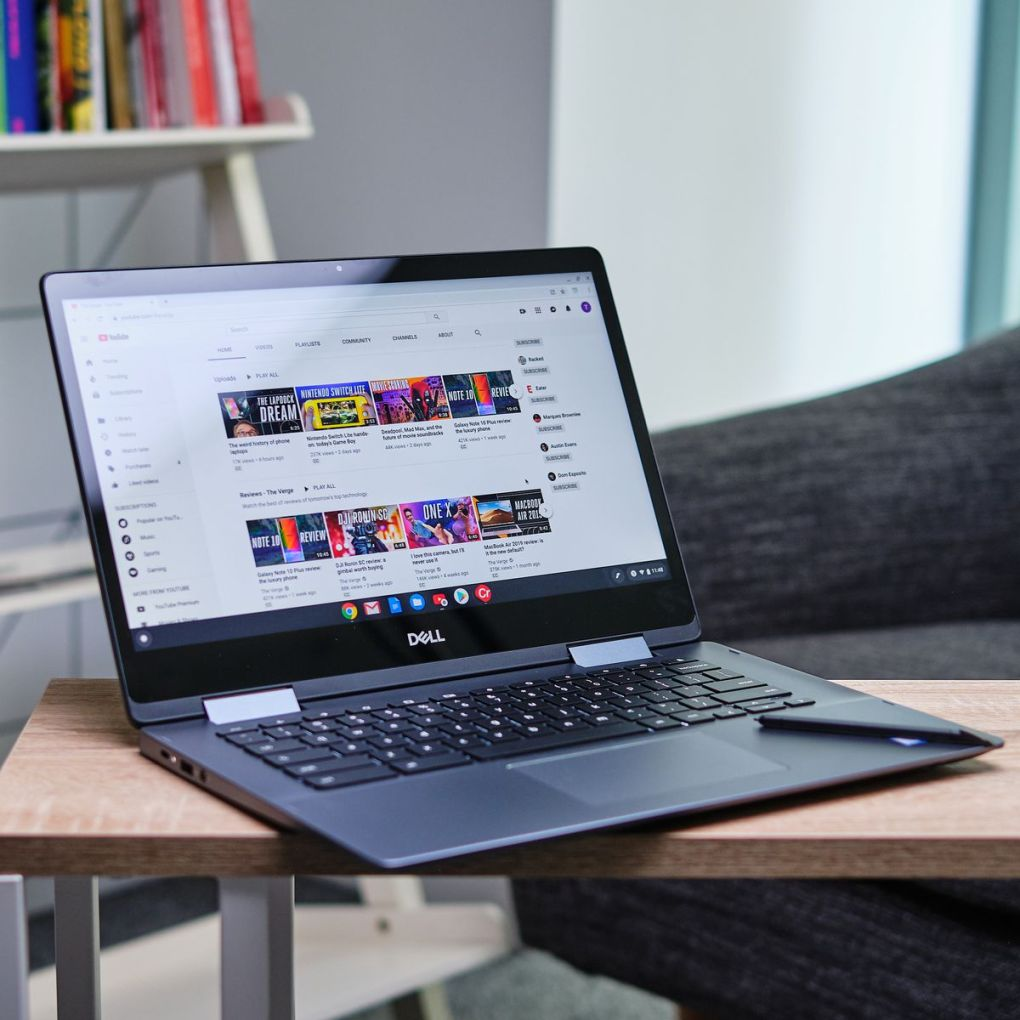 Best Chromebook 2021: Dell Inspiron 14