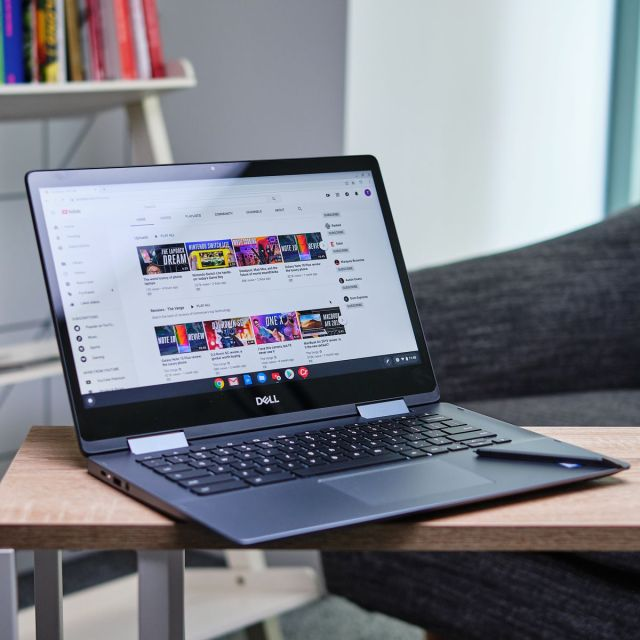 Лучшие Chromebook 2020 года: Dell Inspiron 14