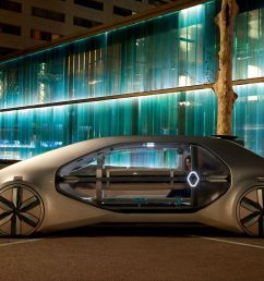 renault s ez go concept car is built for autonomous on demand ride sharing [ 1200 x 800 Pixel ]