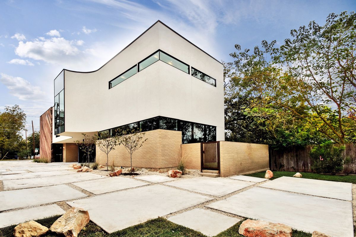 Best Kitchen Gallery: Austin Modern Home Tour 2018 Photos Of What's In Store Curbed Austin of Austin Modern Homes  on rachelxblog.com