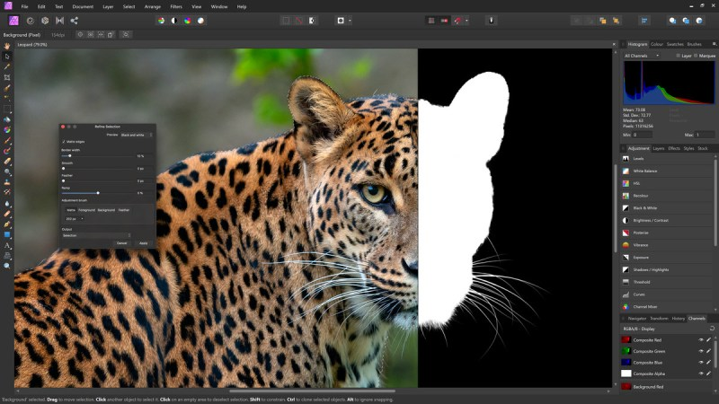 App per PC Windows: Affinity Photo