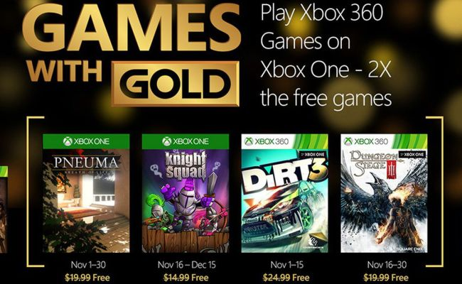 Xbox 360 Free Games Will Be Backward Compatible On Xbox