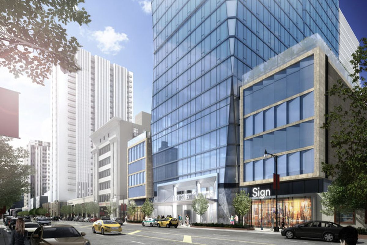 47 Story S Michigan Avenue Apartment Tower Lands Full