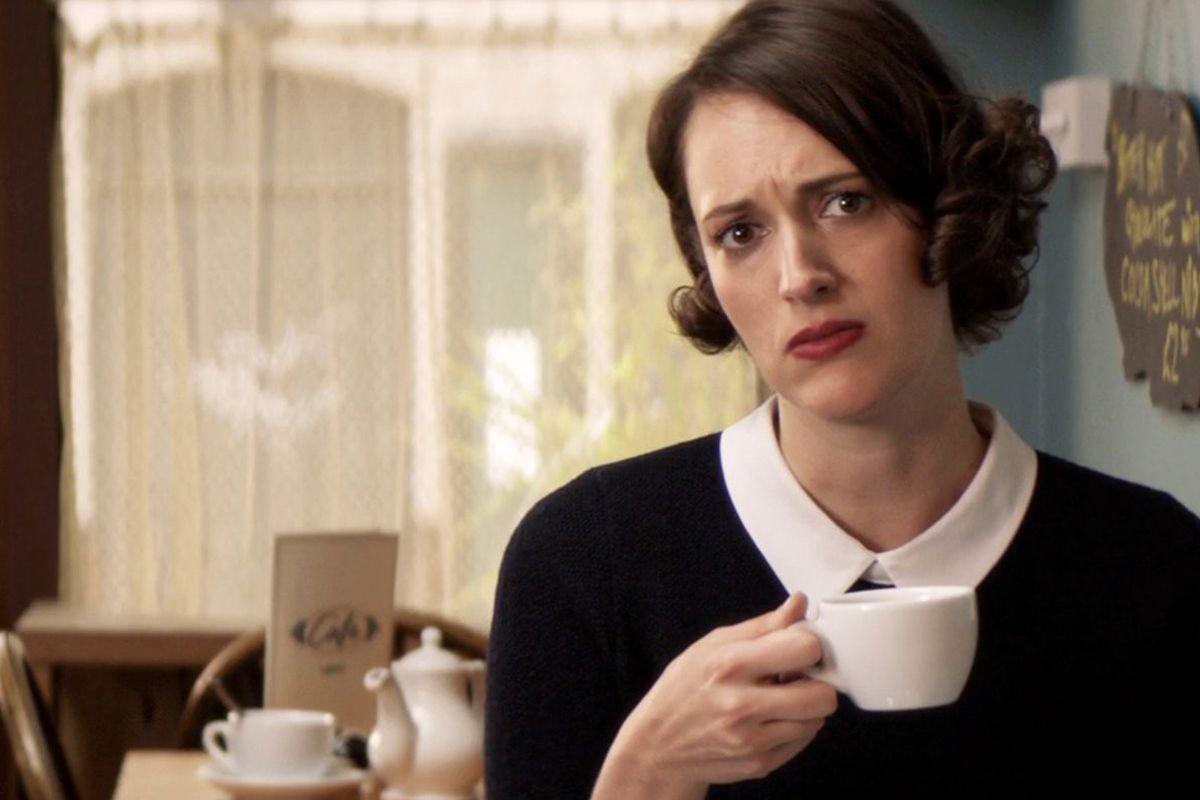 Breaking the Fourth Wall on Fleabag  The Ringer