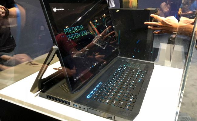 Acer S Predator Triton 900 Is A Convertible 2 In 1 Gaming