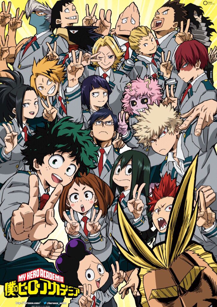 Image result for my hero academia action scene