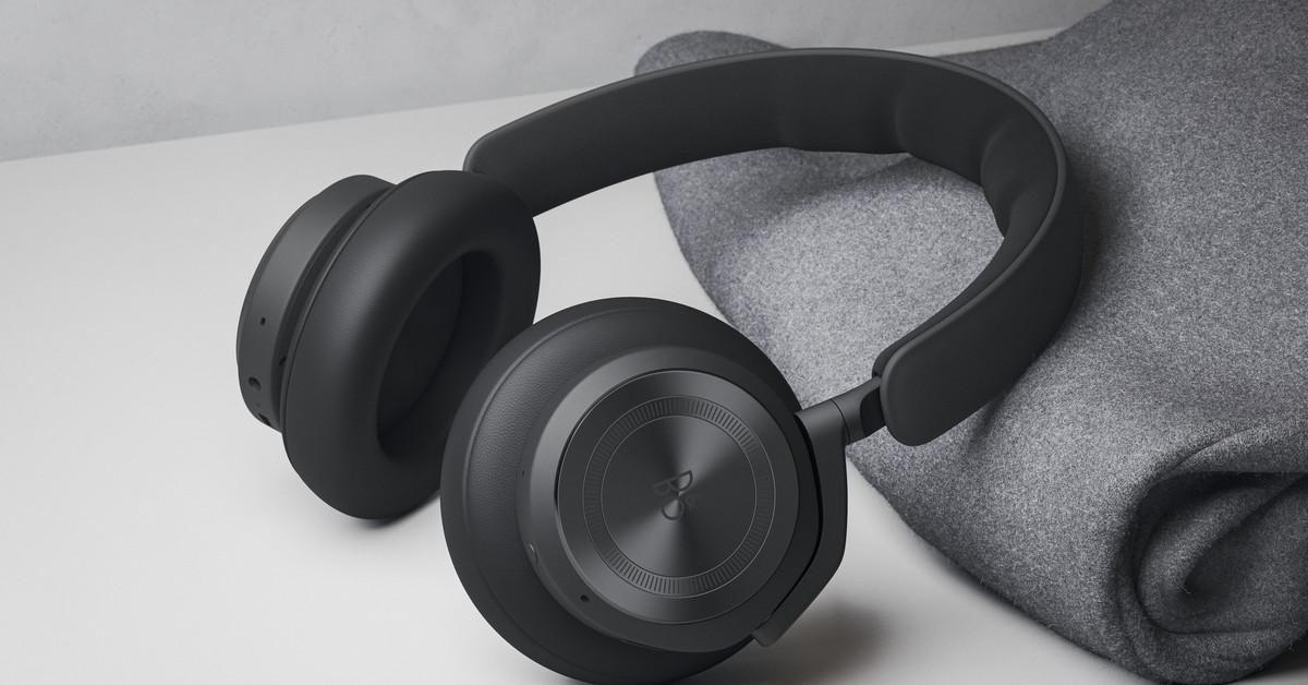 Bang & Olufsen's new HX headphones offer 35 hours of battery life for 9