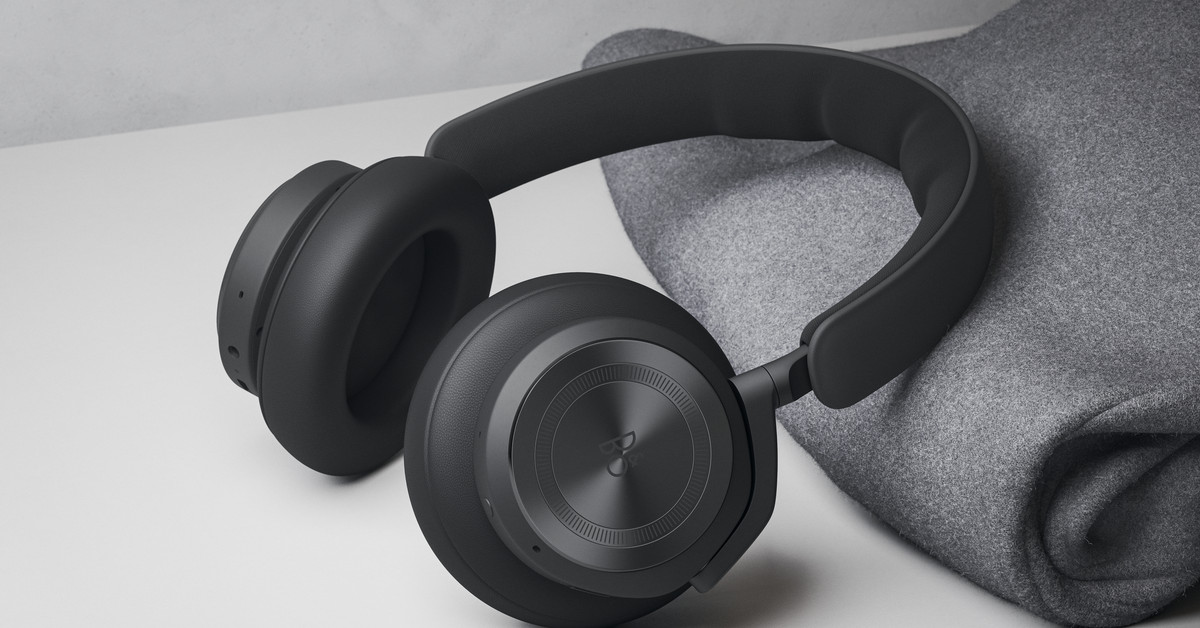 Bang & Olufsen's new HX headphones offer 35 hours of battery life for 9