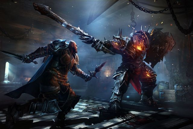 lotf.0 CI Games is now partnering with Defiant Studios for the development of 'Lords of the Fallen 2'