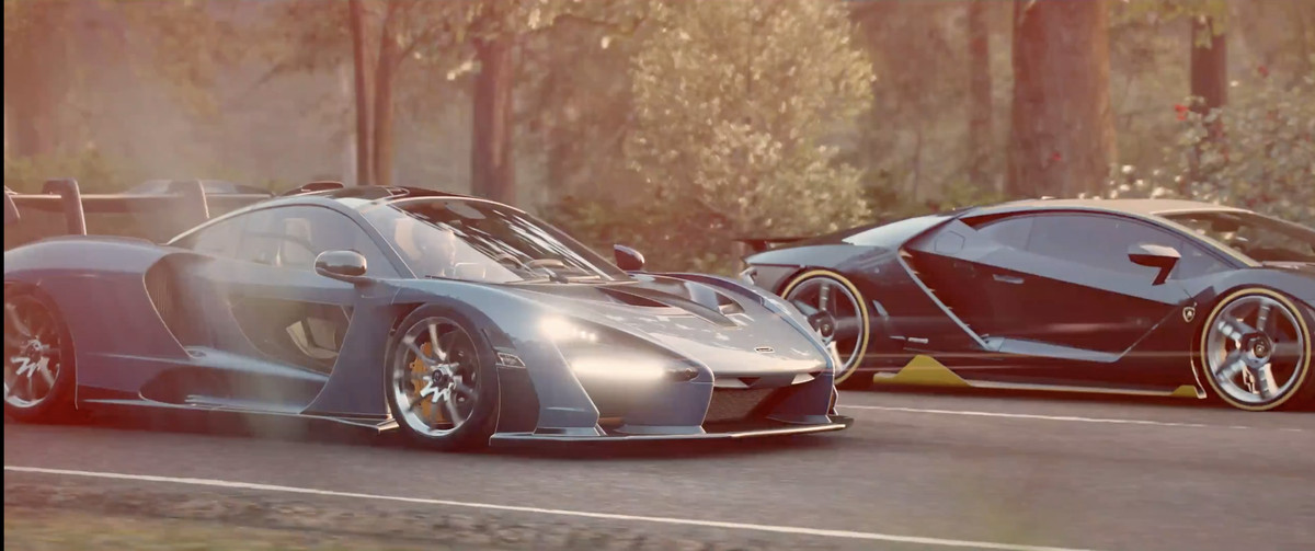 3960x1080 Wallpaper Cars Microsoft Announces Forza Horizon 4 For Xbox One And Pc