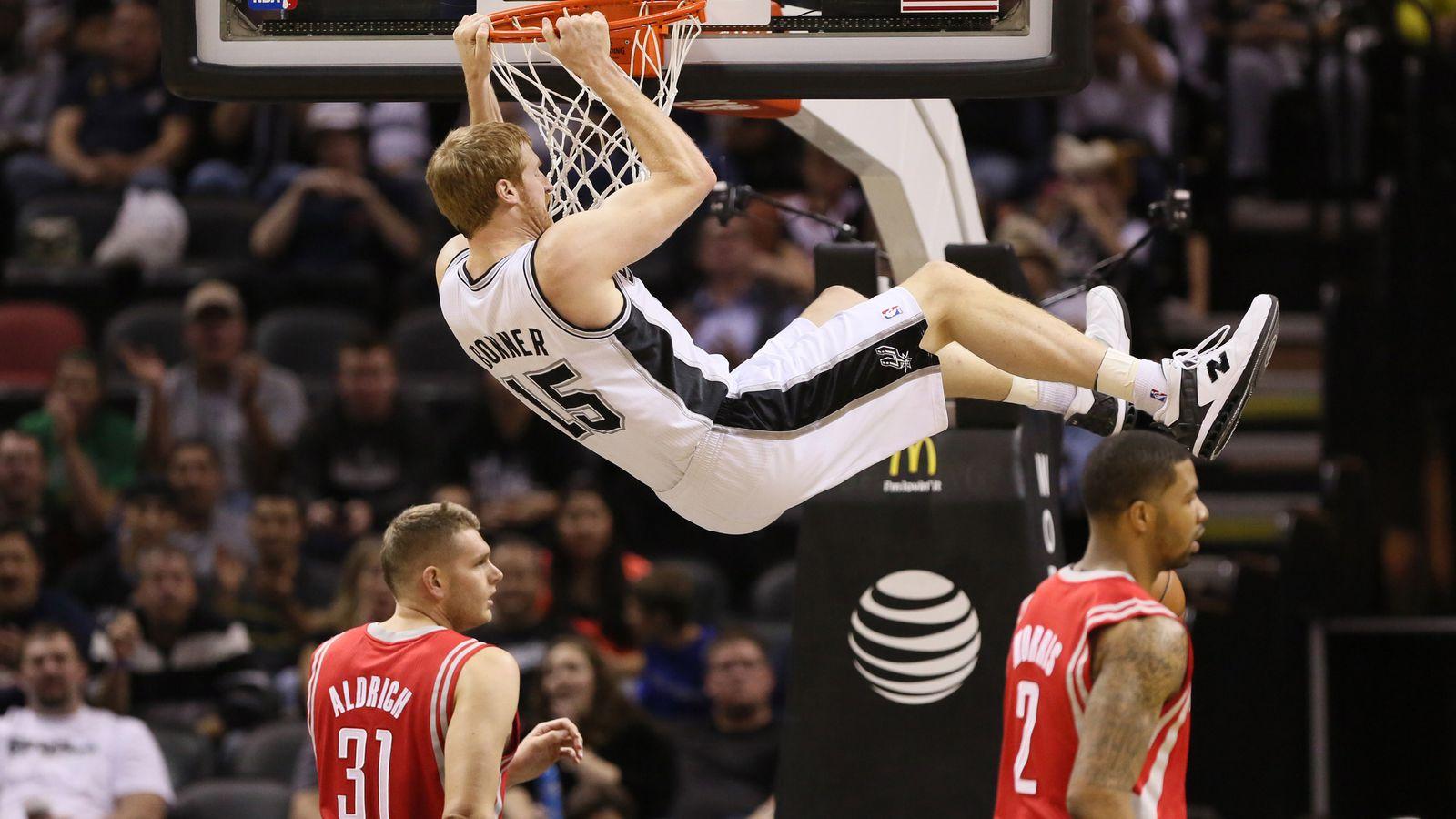 Game Preview: San Antonio Spurs @ Houston Rockets - Pounding The Rock
