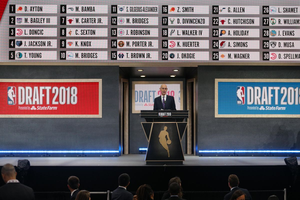 Tanking in the 2019 NBA Draft is worth it for these 2 reasons - SBNation.com
