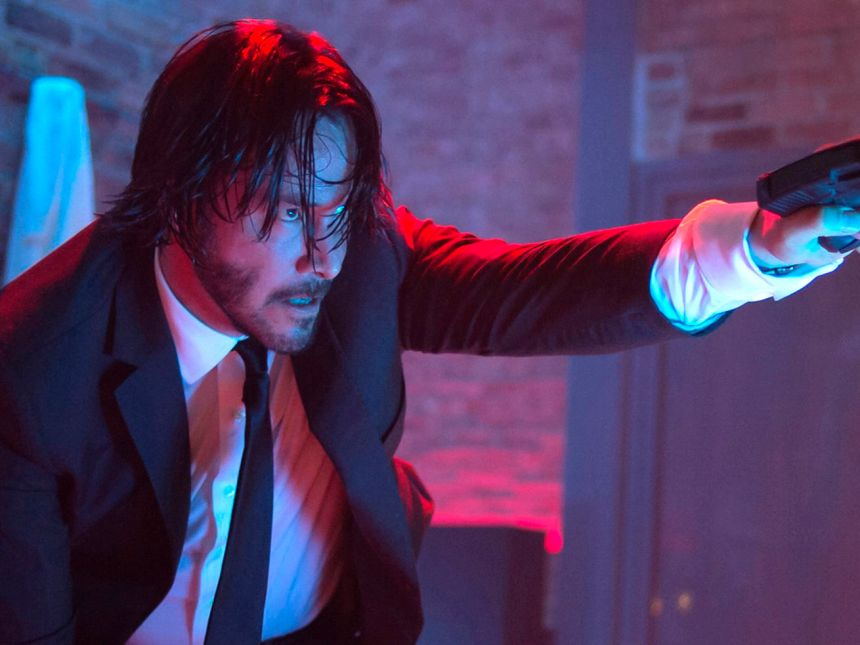 GIVE! JOHN WICK! AN OSCAR!