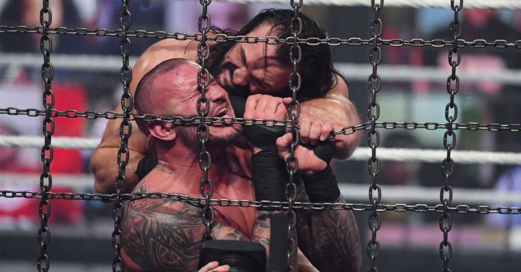 Cageside Community Star Ratings: Raw Elimination Chamber