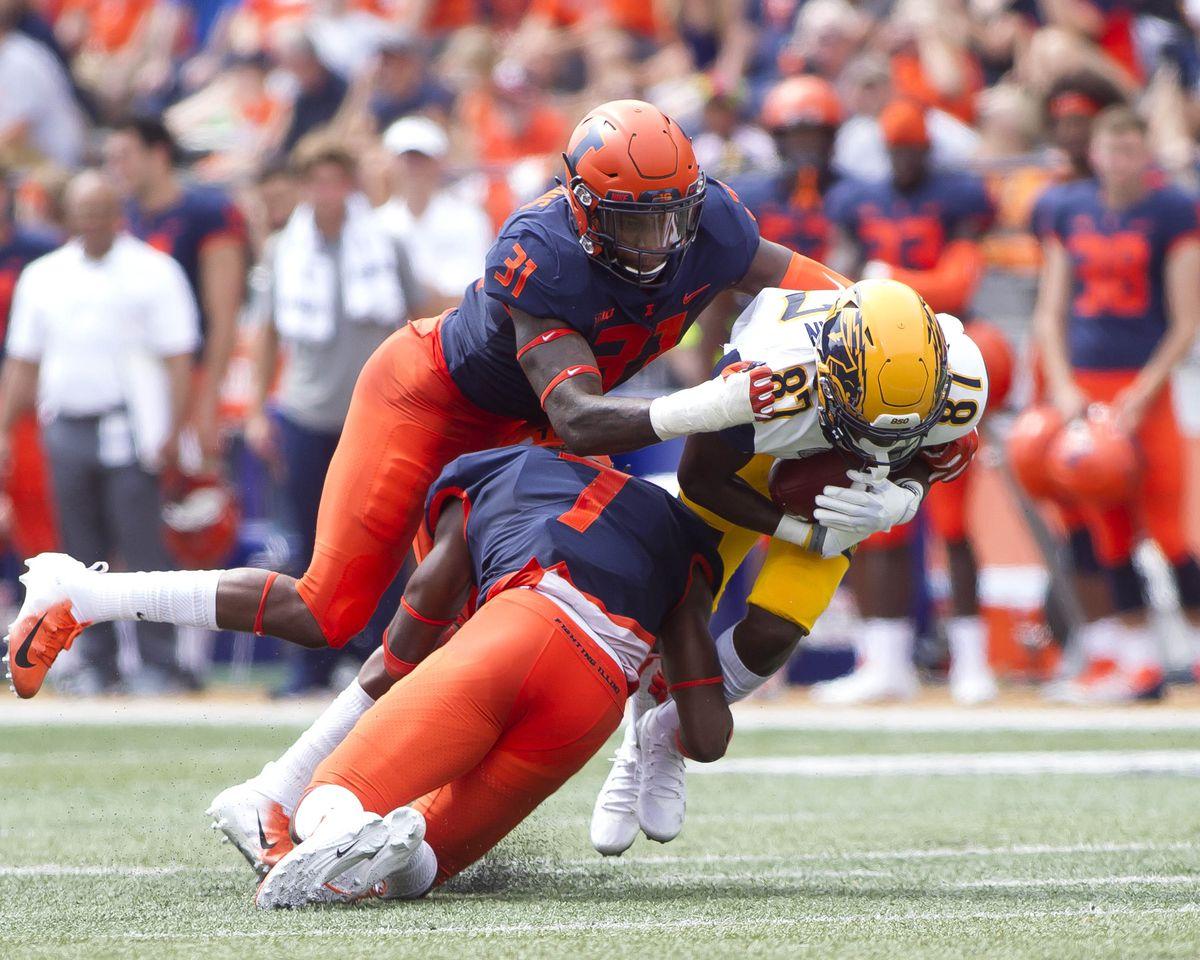 Football NCAA: Kent State à l'Illinois