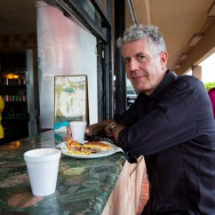 Anthony Bourdain Kitchen Confidential Kyocera Dead At 61 Eater