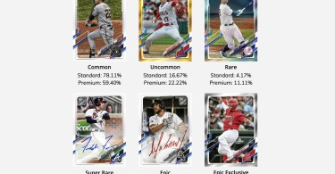 Topps is releasing official NFT baseball cards on April 20th
