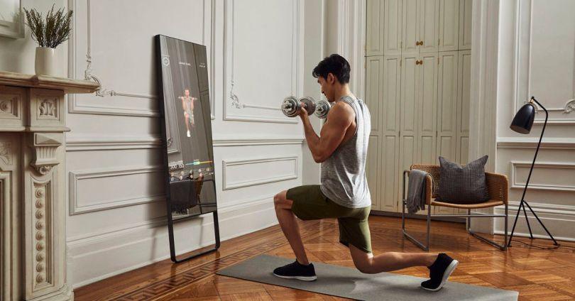 Lululemon is buying exercise hardware startup Mirror for half a billion dollars 1