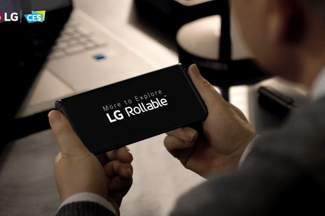 LGRollable.0 LG denies the Rollable phone has been put on hold | The Verge