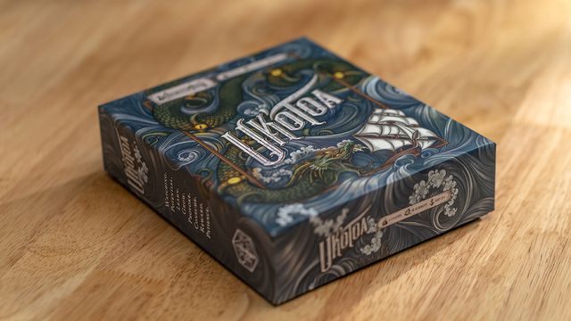 Ukotoa_Table_shot_Box.0 Critical Role stumbles with its first board game, Uk'otoa | Polygon