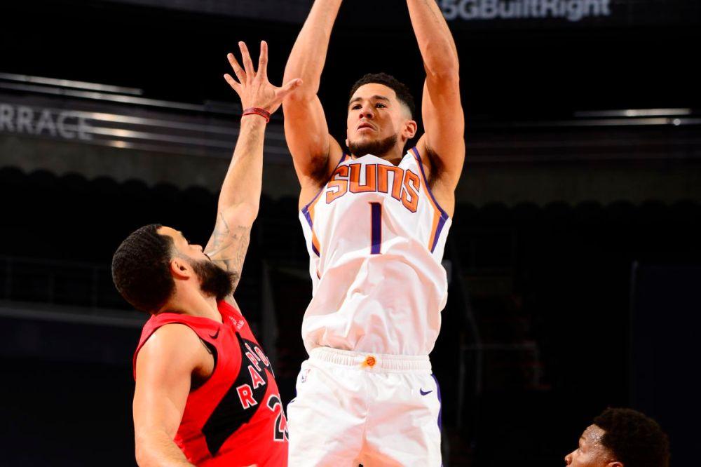 Recap: The Toronto Raptors get scorched by the Phoenix Suns, lose 123-115 -  Raptors HQ