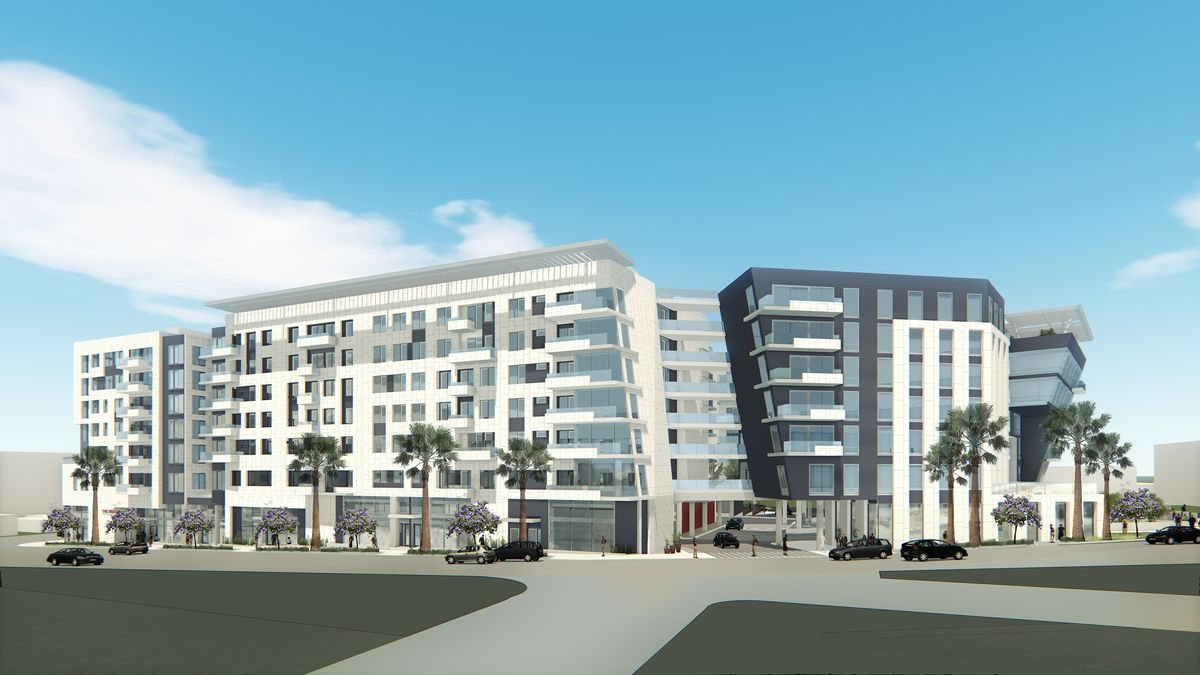 Checking in on Rise Hollywood's 369 apartments near Cahuenga and Sunset - Curbed LA