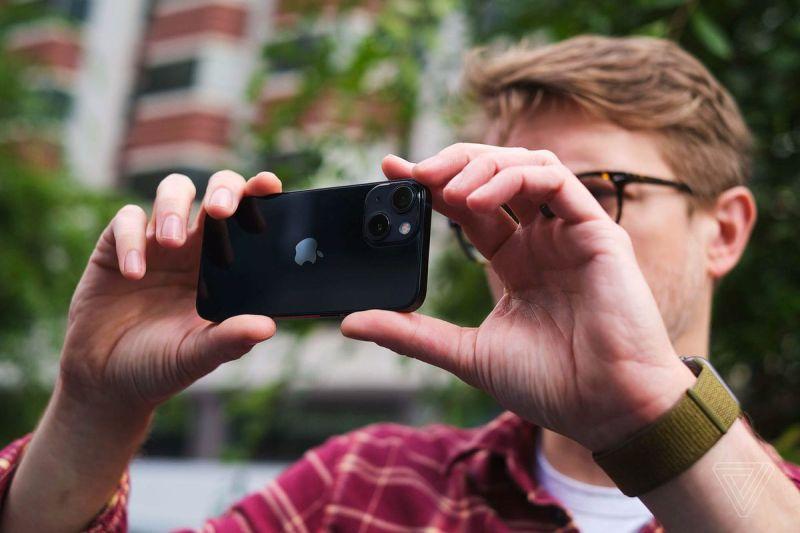 L'iPhone 13 e 13 Mini hanno lo stesso sensore della fotocamera dell'iPhone 12 Pro Max dell'anno scorso