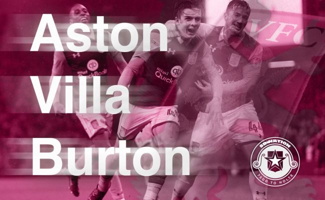 Aston Villa Vs Burton Albion Live Stream Team News