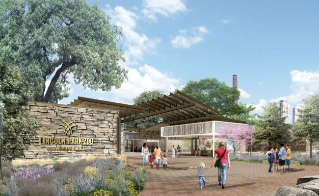New Visitor Center At Chicago S Lincoln Park Zoo Ready To