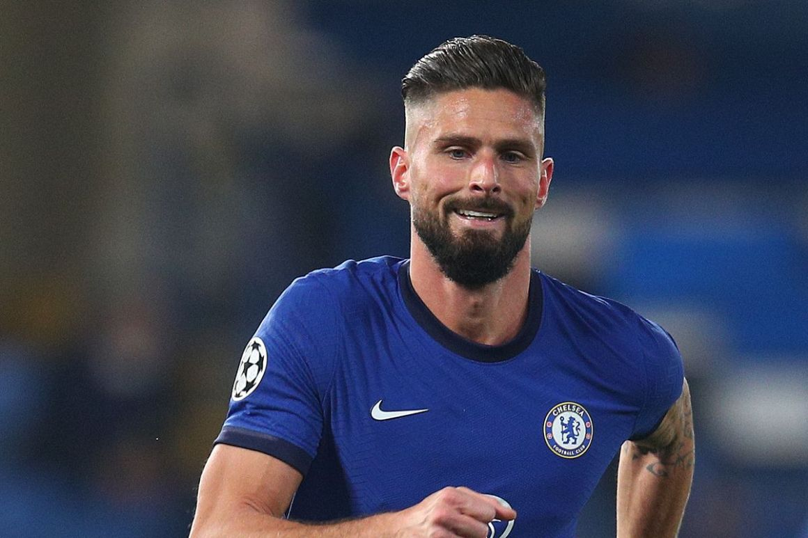 Olivier Giroud to decide Chelsea future in mid-December - We Ain't Got No  History