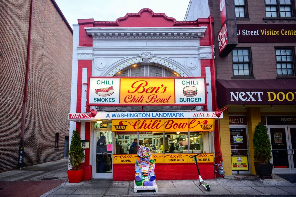 SiriusXM Host Joe Madison Honors The Life And Legacy Of Dr. Martin Luther King Jr., With A Live Broadcast From Ben's Chili Bowl In Washington, DC