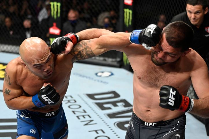 It may not have been the ending fans wanted, but Diaz Lawler 2 was entertaining while it lasted | MAFB: UFC 266